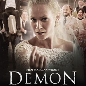 plakat filmu Demon